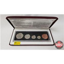 RCM 90th Anniversary Proof Coin Set The Design (COA 13061)