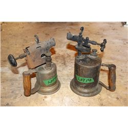 Brass Blow Torches (2)
