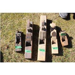 Wooden Block Planes (5)