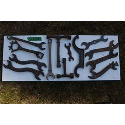 Assorted Wrenches (13)