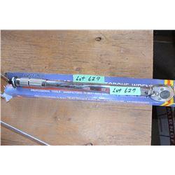 Pro-Torq Micrometer Adjustable Torque Wrench