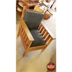 """Morris Chair (36""""H x 29""""W x 33""""D)"""