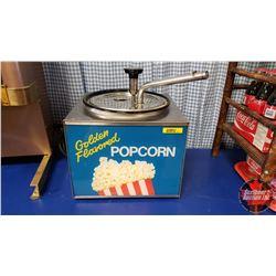 """Golden Flavored Popcorn Butter Warmer/Dispenser (12""""H x 11"""" x 11"""")"""