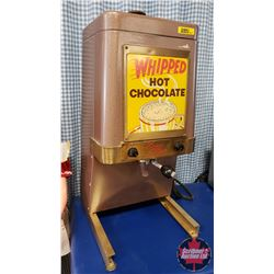 """Counter Top Lacy Dane """"Whipped Hot Chocolate"""" Maker/Dispenser"""