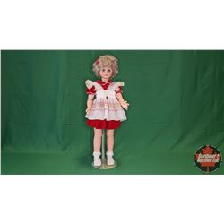"""Walking Doll with Stand (33""""H)"""