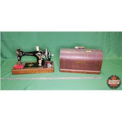 Singer Table Top Hand Crank Sewing Machine S/N#G0564244 (New Jersey 1910)
