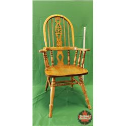 Splat Back Windsor Chair