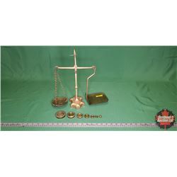 """Canada PO Scale """"Pritchard & Andrews Ottawa Can""""  (13-1/2""""H)"""