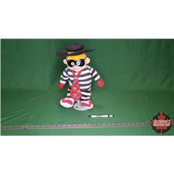 "Hamburglar Doll (15""H)"