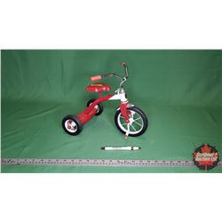 "Small Metal Tricycle (10""H)"