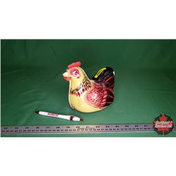 Tin Toy - Laying Hen (Not Working)