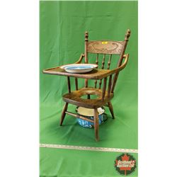 """Potty Chair / Low Chair (27""""H)"""