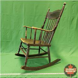 "Rocking Chair (38""H x 20""W x 25""D)"