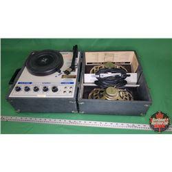 Califone Portable Record Player