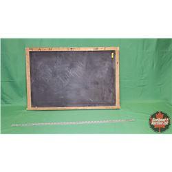 """Chalkboard (24"""" x 36"""")"""