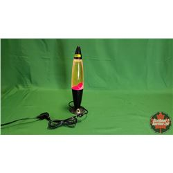"Electric Lava Lamp (16""H)"