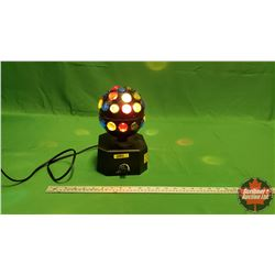 Rotating Disco Light Multi-color Party Lamp (with Speed Control)