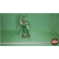 "Cistern Pump - Green (16""H)"