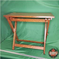 "Folding Table (23-1/2"")"