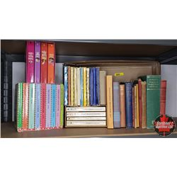 Large Collection of Books - Soft & Hard Cover - Variety Types/Topics/Genres (See Pictures)