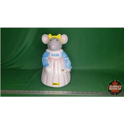 """Cookie Jar: Mouse (12""""H)"""