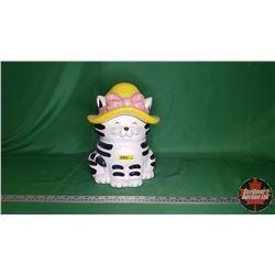 "Cookie Jar: Cat (11""H)"
