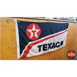 """Texaco Flag (68"""" x 35"""")"""