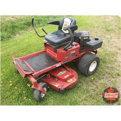"SWISHER 50"" Zero Turn Lawnmower 23hp - Runs (Needs Boosting) (Mower Deck Not Working) c/w Swisher Mo"