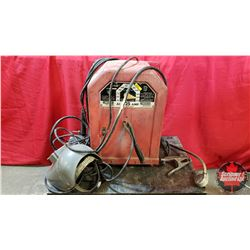 Lincoln AC225 Arc Welder with Mask