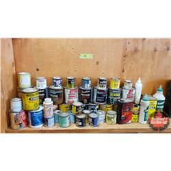 Variety of Shop Sprays: Paint, Stain & Glue