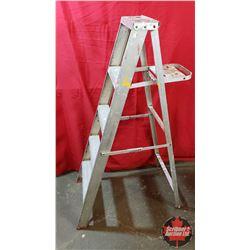 5' Aluminum Step Ladder
