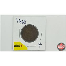 Canada Large Cent: 1888