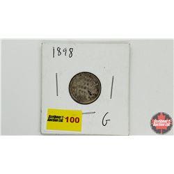 Canada Ten Cent: 1898