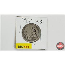 US Half Dollar: 1917