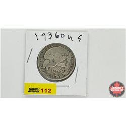 US Half Dollar: 1936D