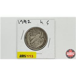 US Half Dollar: 1942