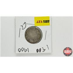 Canada Twenty Five Cent: 1900