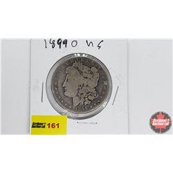 US Morgan Dollar: 1899O