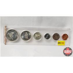 Canada Centennial Year Set 1867-1967 (Hard Shell Case)
