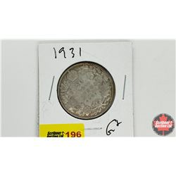 Canada Fifty Cent: 1931