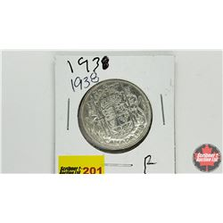 Canada Fifty Cent: 1938