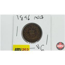 Newfoundland One Cent: 1896