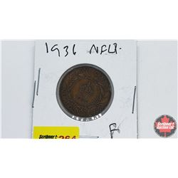 Newfoundland One Cent: 1936