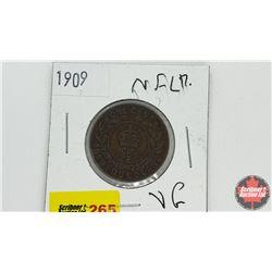 Newfoundland One Cent: 1909
