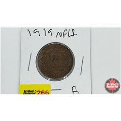 Newfoundland One Cent: 1919