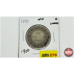 Newfoundland Fifty Cent: 1900