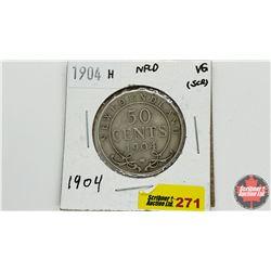 Newfoundland Fifty Cent: 1904H