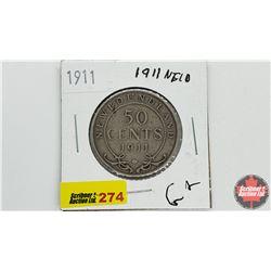 Newfoundland Fifty Cent: 1911