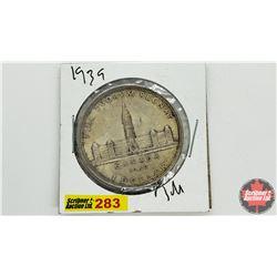 Canada Silver Dollar: 1939