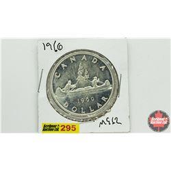 Canada Silver Dollar: 1960